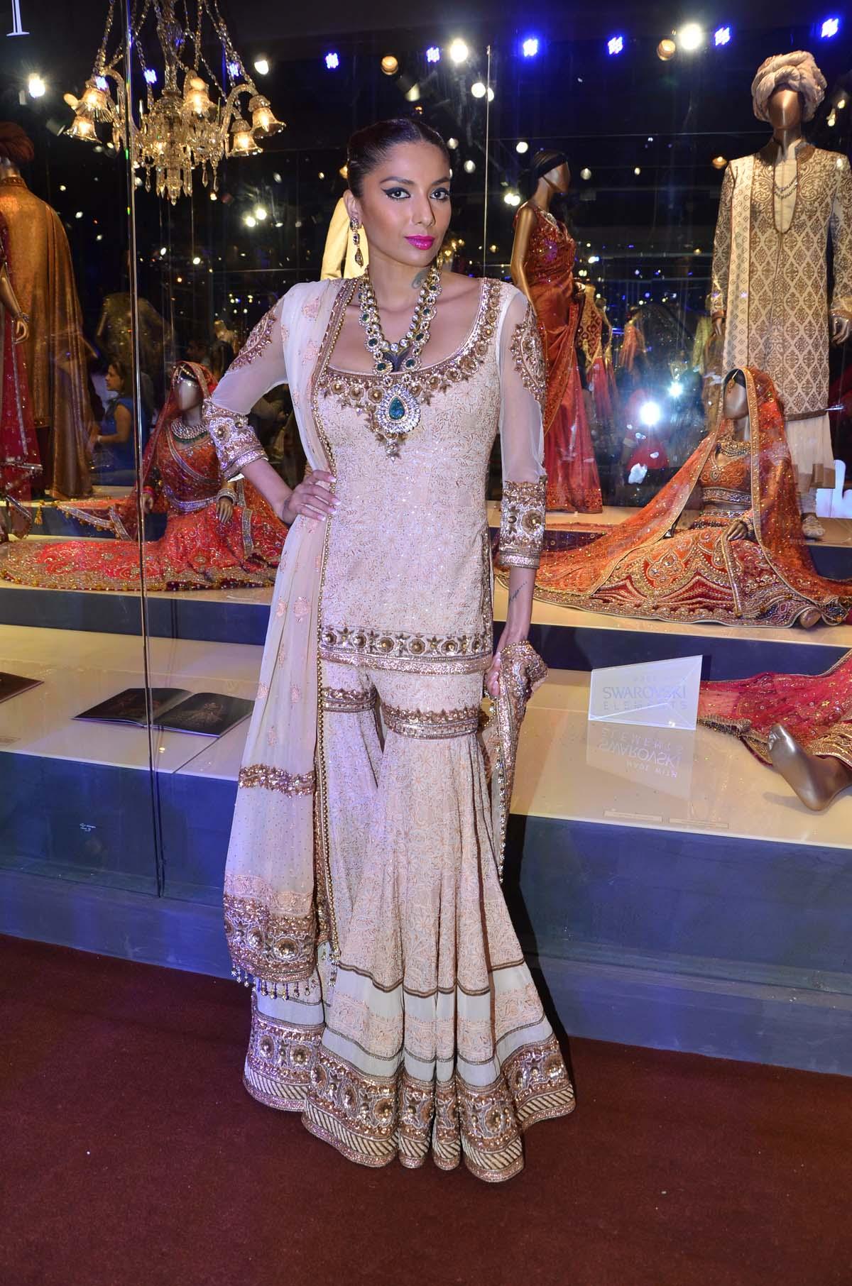 shararagharara vintage indian clothing