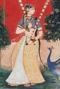 Gauri Ragini, First Wife of Malkos Raga, 1605-6